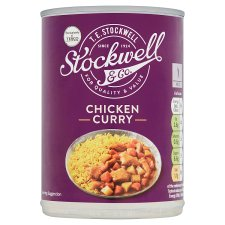 Stockwell And Co Chicken Curry With Vegetable 392G