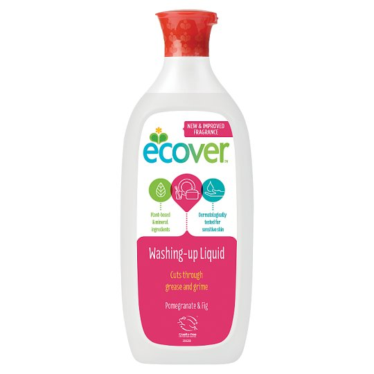 Ecover Washing Up Liquid Pomegranate And Lime 500Ml