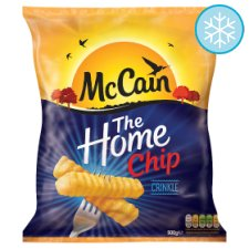 Mccain Crinkle Cut Home Chips 900G