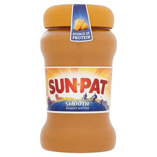 Sunpat Peanut Butter Smooth 454G