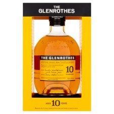 Glenrothes 10 Year Old Single Malt Whisky 70Cl