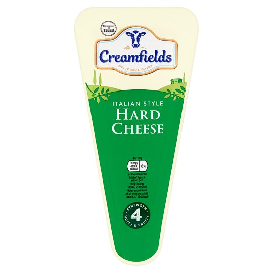Creamfields Italian Style Hard Cheese 200G