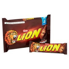 image 2 of Lion Bar Milk Chocolate Multipack 4 X42g