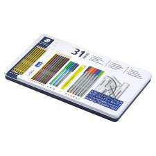 Staedtler 31 Piece Set Tin