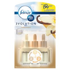 Ambi Pur 3Volution Vanilla Bouquet Refill Air Freshener
