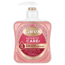 Carex Advanced Care Macadamia Oil Hand Wash 250Ml