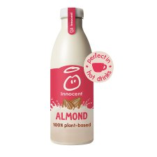 Innocent Almond Dairy Free 750Ml
