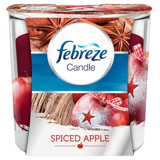 Febreze Candle Apple Spice 100G