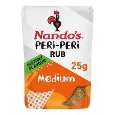 Nando's Peri Peri Rub Medium 25G