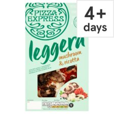 Pizza Express Leggera Mushroom And Ricotta 185G