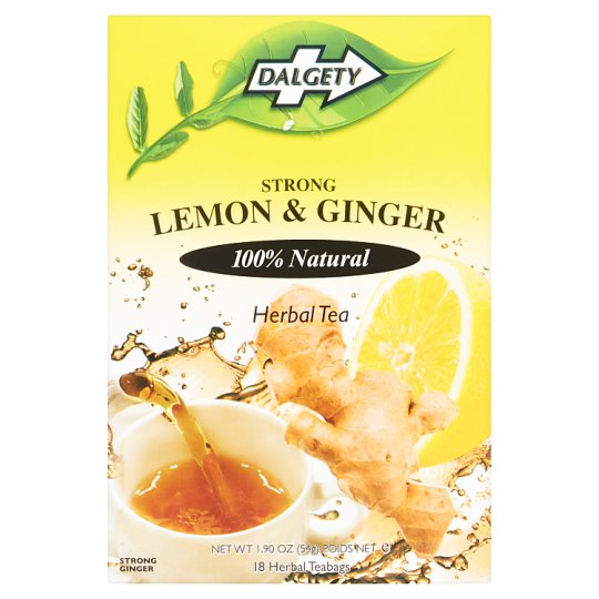 Dalgety Lemon And Ginger 54G