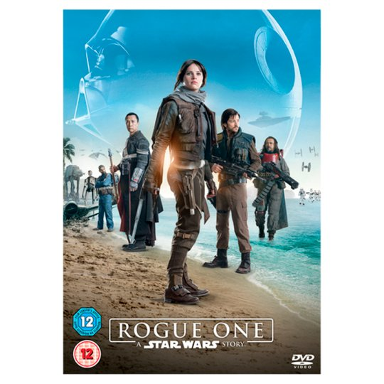 Rogue One Dvd Retail