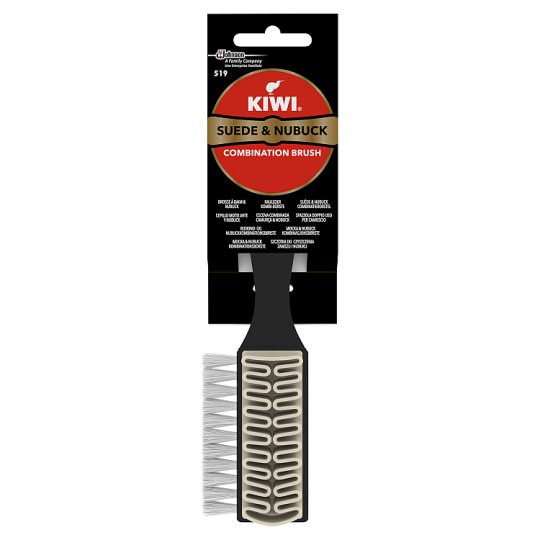 Kiwi Suede And Nubuck Brush