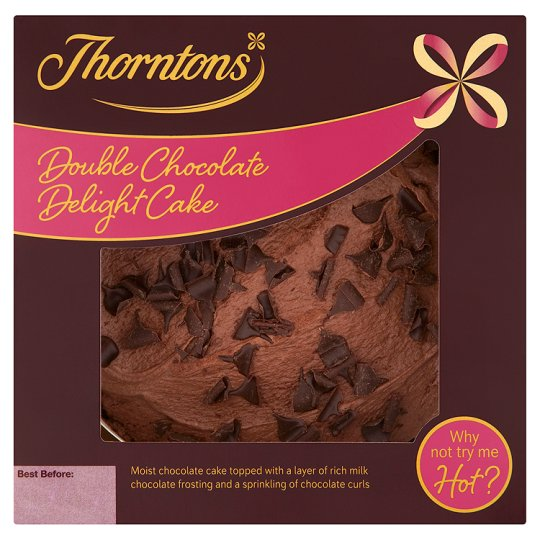Thorntons Double Chocolate Cake