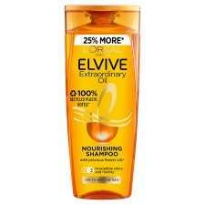 L'oreal Elvive Oil Shampoo 500Ml