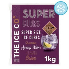 The Ice Co. Super Cubes 1Kg
