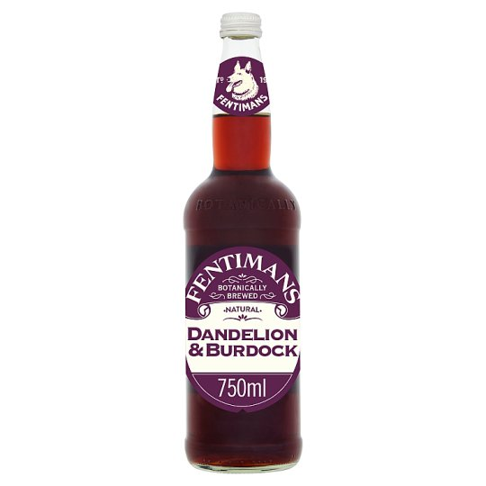 Fentimans Traditional Dandelion And Burdock 750Ml