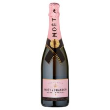 Moet & Chandon Imperial Rose Non Vintage Champagne 75Cl