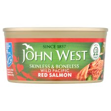 John West Red Salmon Skinless And Boneless 170G