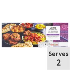 Tesco Indian Chicken Korma Meal For 2 1.45Kg