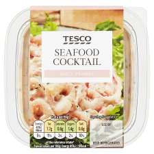 Tesco Seafood Cocktail Sandwich Filler 270G