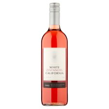 Tesco Usa White Zinfandel 75Cl