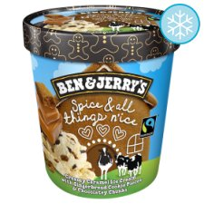 Ben And Jerry's All Things N'ice 500Ml