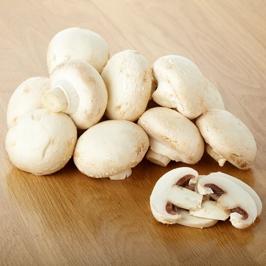 Tesco Family Pack Mushrooms 625G