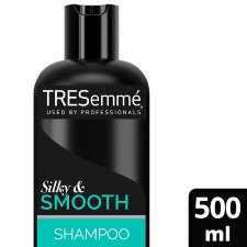Tresemme Smooth Salon Silk Shampoo 500Ml