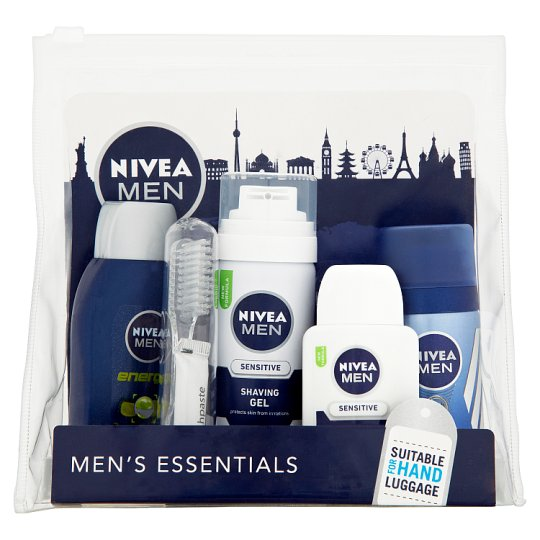 Nivea For Men Trial And Travel Pack Groceries Tesco
