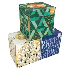 Kleenex Collection Cube Tissues 56S