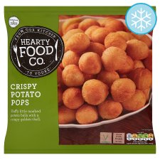 Hearty Food Co Crispy Potato Pops 500G