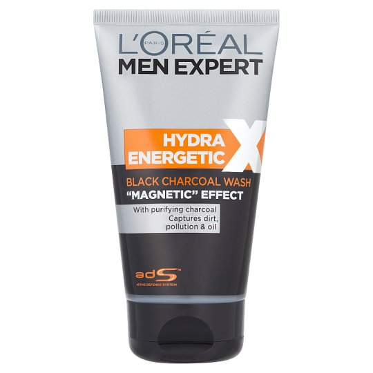 image 1 of L'Oreal Men Expert X-Treme Charcoal Face Wash 150Ml
