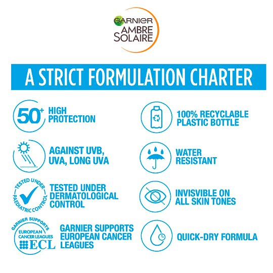 Ambre Solaire Clear Protect Spray F30 200Ml