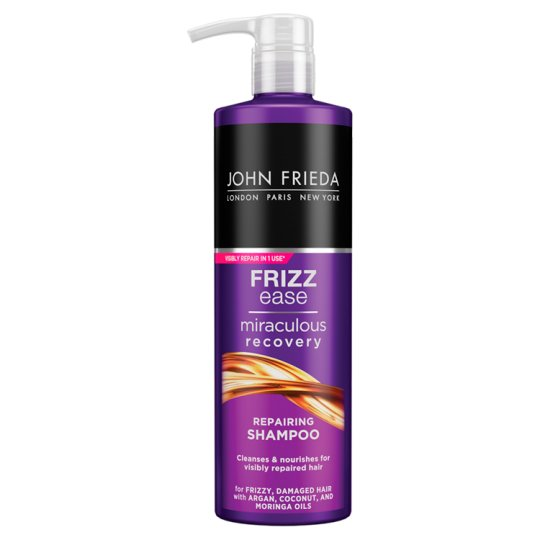 John Frieda Frizz Ease Recovery Shampoo 500Ml