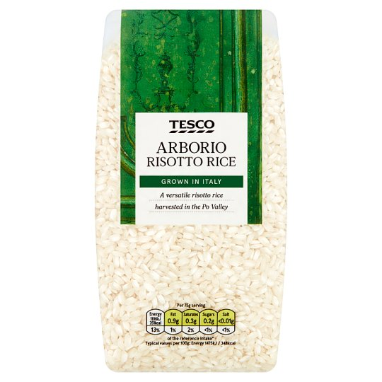 Tesco Arborio Risotto Rice 1Kg