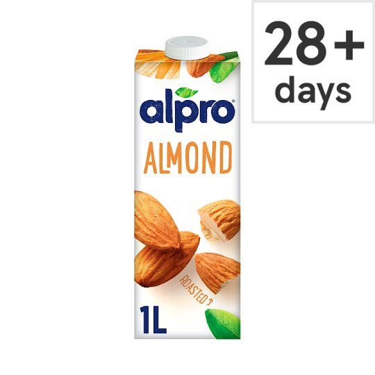 Alpro Almond Longlife Milk Alternative 1L