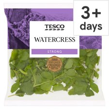 Tesco Watercress 85G