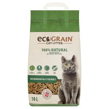Ecograin Cat Litter 10 Litre
