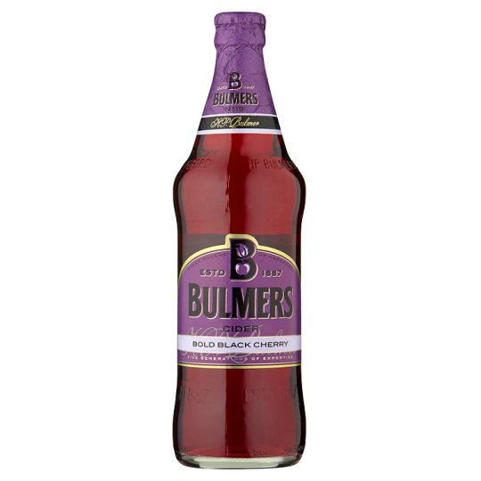 Bulmers Bold Black Cherry 568Ml