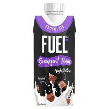 Fuel 10K Liquid Breakfast Chocolate Drink 330Ml