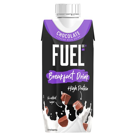 Fuel Energy Drink Chocolate 330Ml