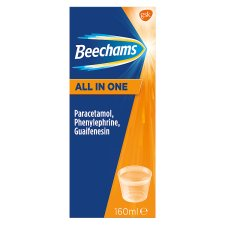 image 1 of Beechams All In One 8 Dose 160Ml