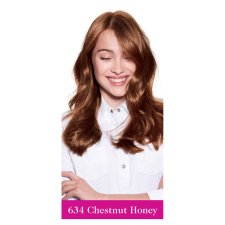 image 2 of L'oreal Casting Creme Gloss Chestnut Honey 634 Hair Dye