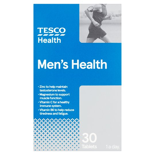 Tesco Multiplus Men X 30