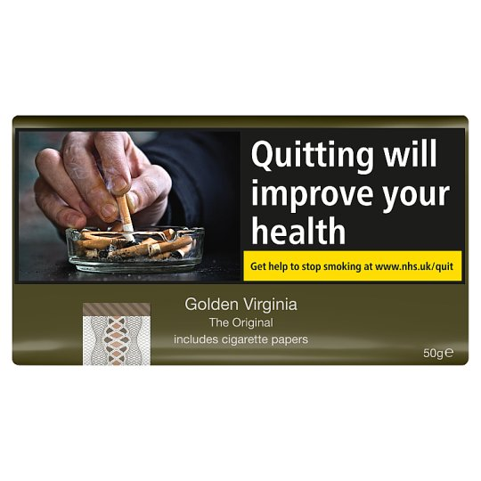 Golden Virginia Original 50G