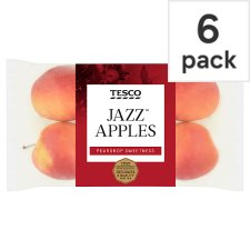 Tesco Jazz Apple 6 Pack