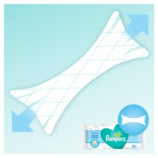 image 3 of Pampers Fresh Clean Baby Wipes 1X64 - 64 Wipes
