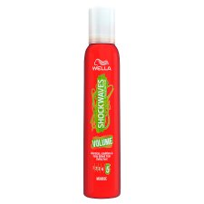 Shockwaves Volume Mousse Ultra Strong 200Ml