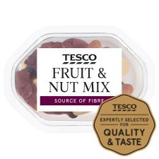 Tesco Fruit And Nut Snack Pot 55G